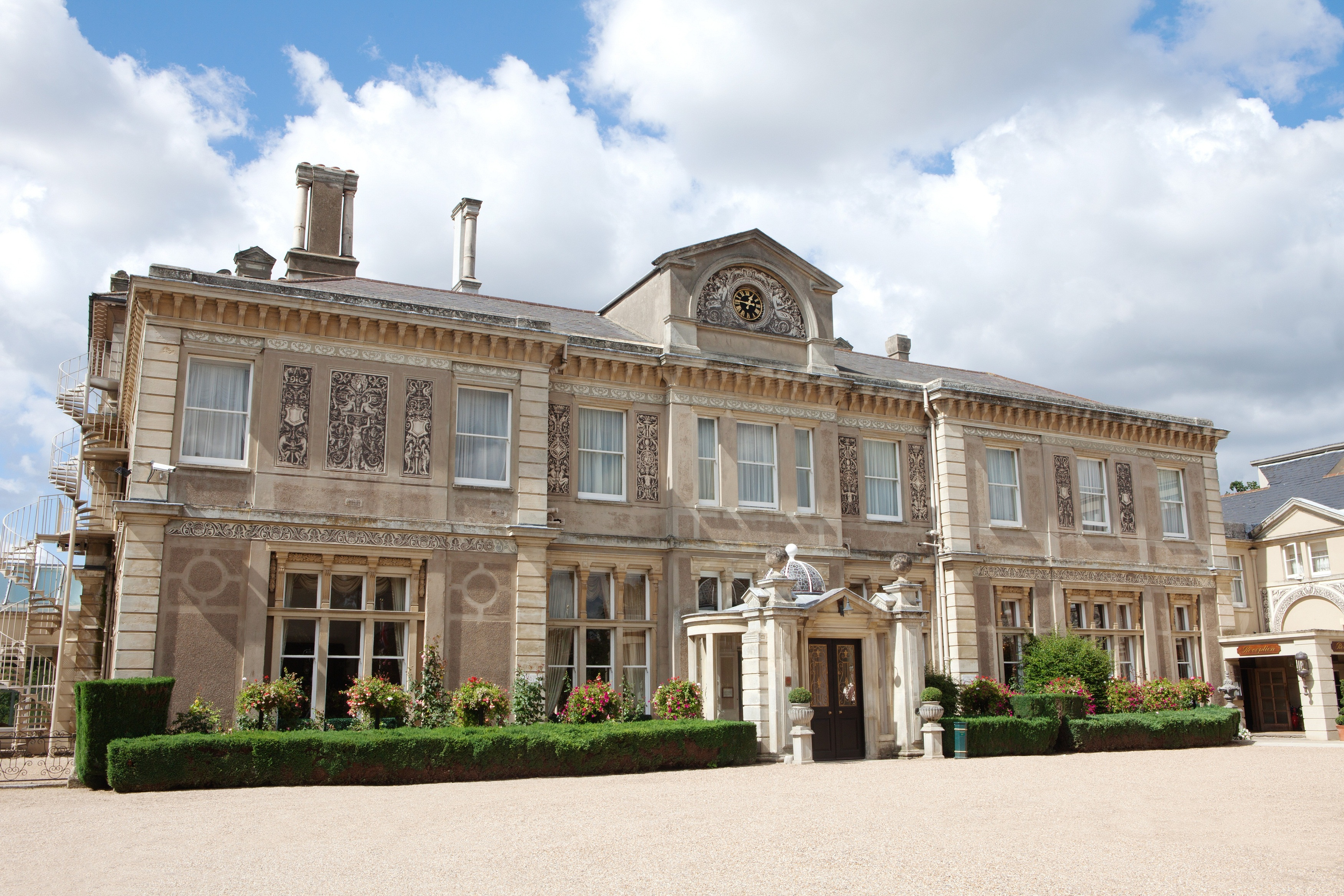 Hotels Near Down Hall Country House Hotel